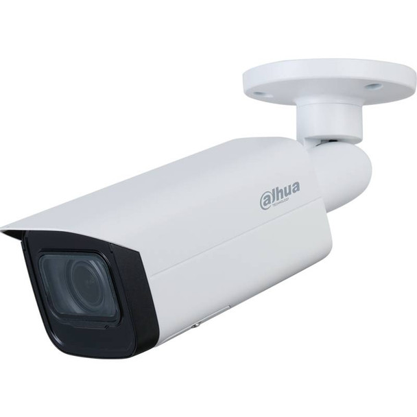 Dahua N43AF5Z 4MP IR H.265+ Outdoor Bullet IP Security Camera with Starlight, Analytics+