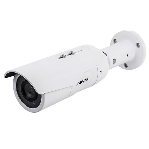 Vivotek IB9389-HM 5MP IR H.265 Outdoor Bullet IP Security Camera with Varifocal Lens
