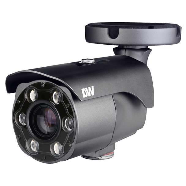 Digital Watchdog DWC-MB45IALPRT 5MP IR Outdoor License Plate Recognition Bullet IP Security Camera