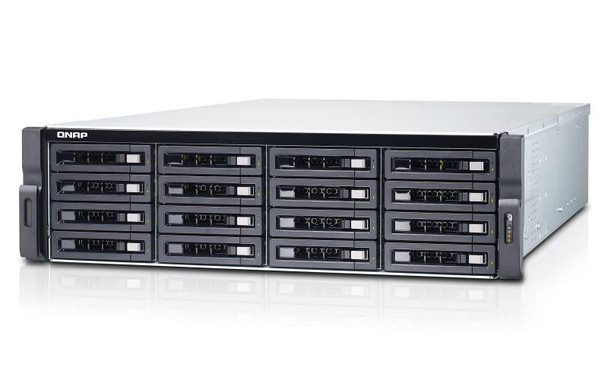 QNAP TDS-16489U-SE1-R2-US Diskless 16-Bay High Performance Rackmount NAS