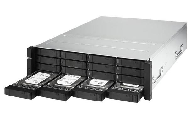 QNAP ES1686dc-2145NT-128G-US Enterprise ZFS NAS with 64GB RAM
