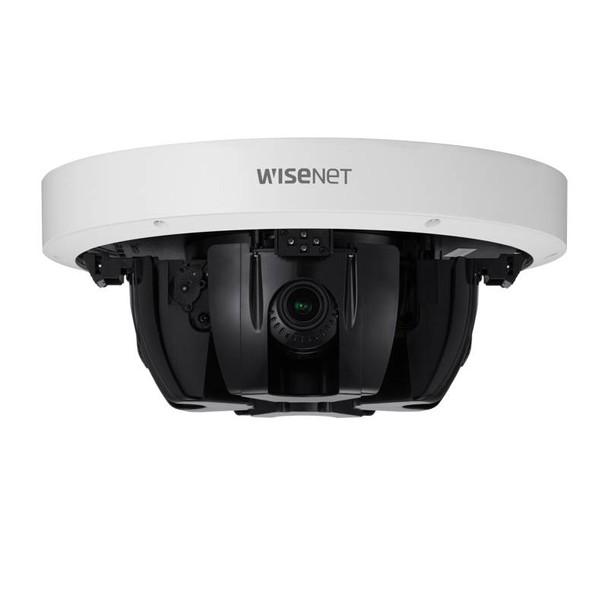 Samsung Hanwha PNM-9084RQZ 4x 2MP IR H.265 Outdoor Multi-sensor PTRZ IP Security Camera