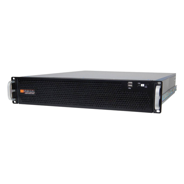 Digital Watchdog DW-BJP2U20T 4 Channel Network Video Recorder - 20TB HDD included, Up to 128Ch