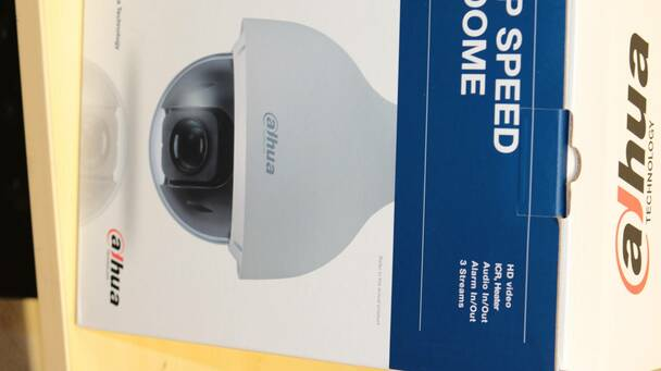 Dahua 50232XANR 2MP H.265+ Outdoor PTZ IP Security Camera with 32x Optical Zoom, Starlight, ArcticPro