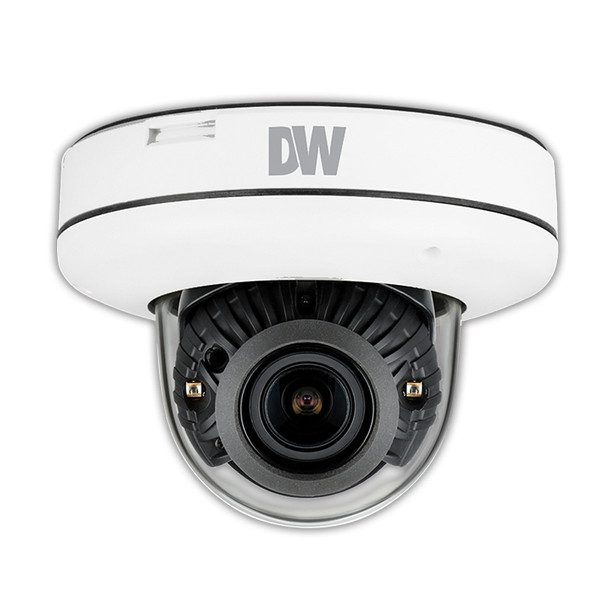 Digital Watchdog DWC-MV85WIATW 5MP IR Outdoor Dome IP Security Camera with Motorized Lens