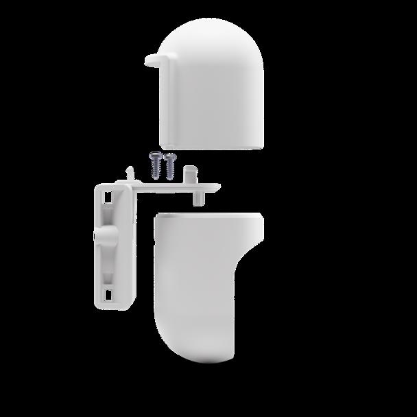 Ubiquiti UVC-G3-Flex-PWM-WT-3 Flexible Outdoor Wall Mount for UVC G3 Flex Camera, 3-Pack