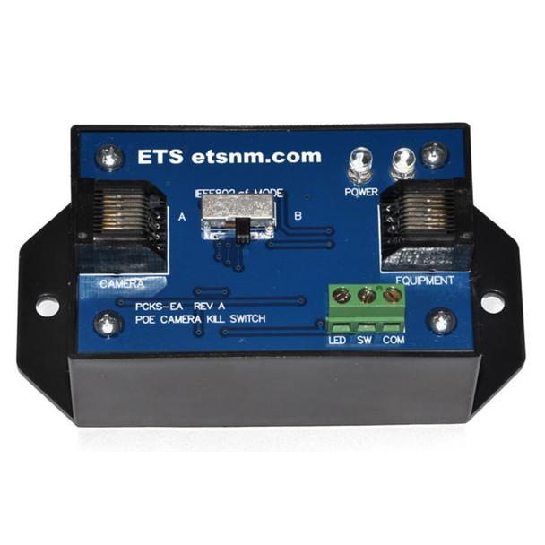ETS PCKS-EA PoE IP Camera/Device Kill Switch