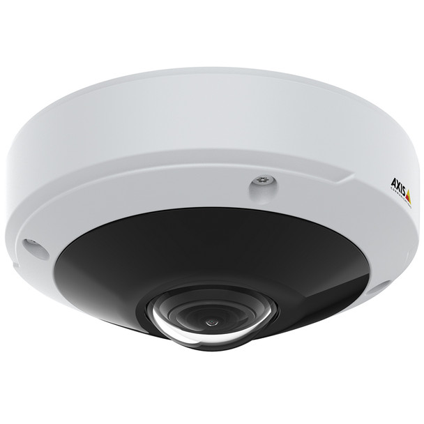AXIS M3057-PLVE Mk II 6MP Outdoor Fisheye IP Security Camera with 360° panoramic view - 02109-001