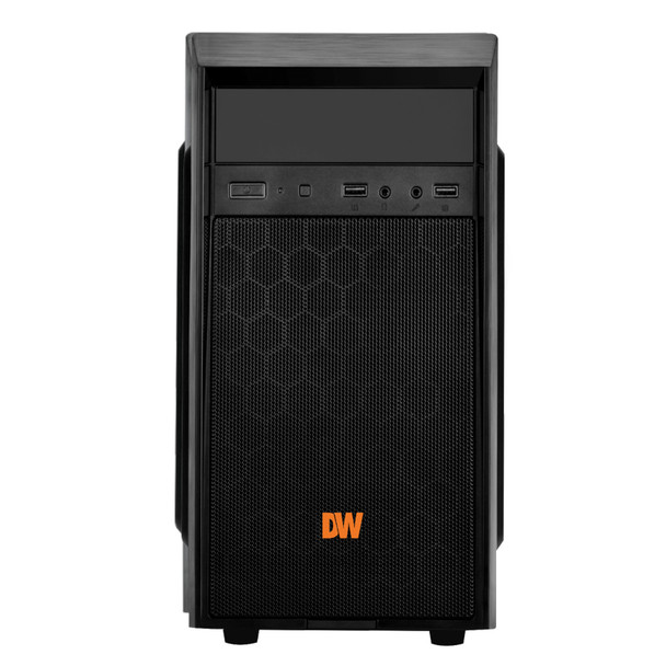 Digital Watchdog DW-BJST513T Blackjack Tower Mid-size Server with 3TB Storage