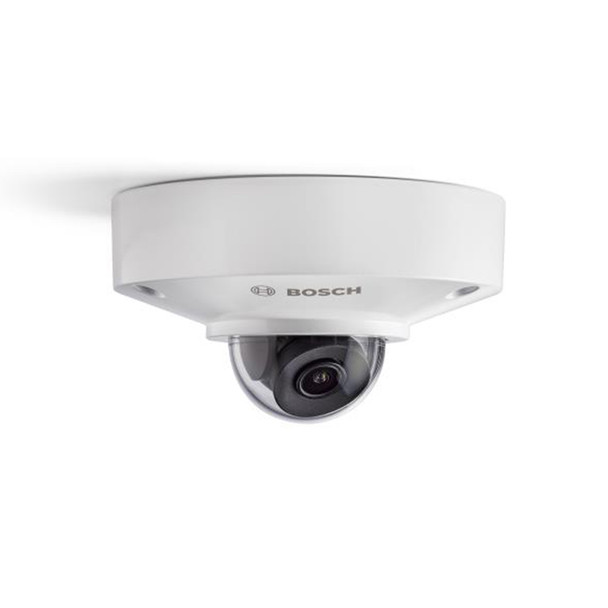 Bosch 2MP Outdoor Micro Dome Network Camera with 130 degree Field of View, Tamper and Motion Detection, NDE-3502-F02-P