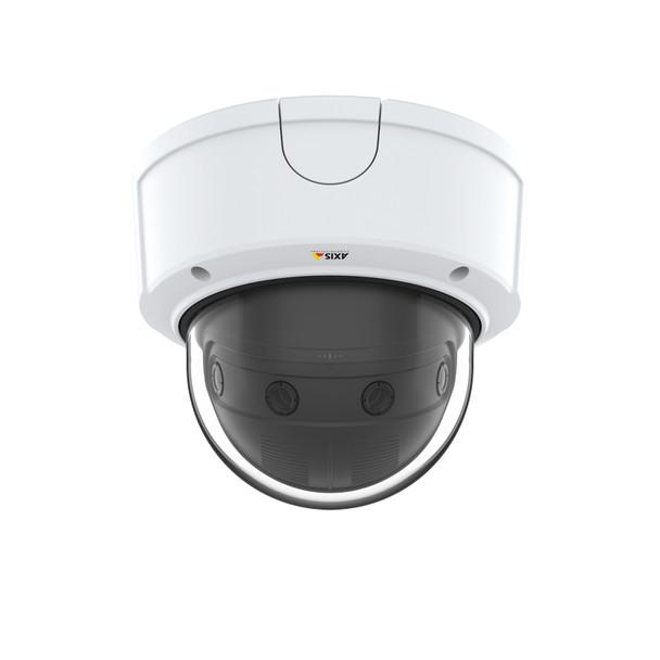 AXIS P3807-PVE 8MP 4K Outdoor Panoramic Multi-sensor IP Security Camera - 01048-004