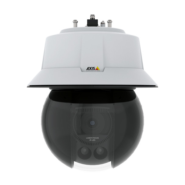 AXIS Q6315-LE 60 Hz PTZ High-end Outdoor-ready HDTV 1080p IP Security Camera with Quick-zoom and Laser Focus - 01925-004