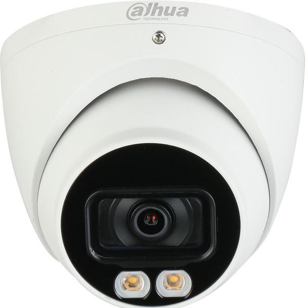 Dahua N45EJ62 4MP ePoE Night Color Outdoor Eyeball IP Security Camera with Analytics+