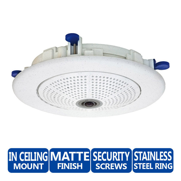 Mobotix MX-OPT-IC In-Ceiling Set - Q22/A24 & D22/D24 Security Camera