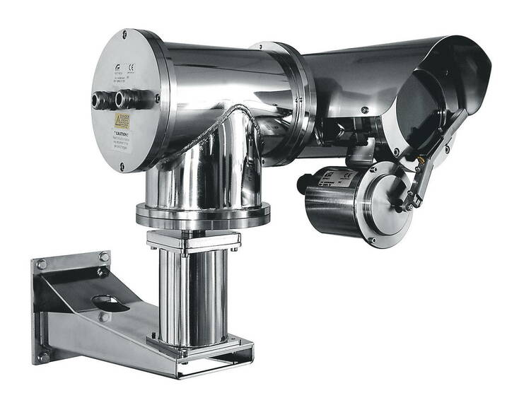 Videotec NXM2K1000B Camera Housing for Installation in Aggressive Environments
