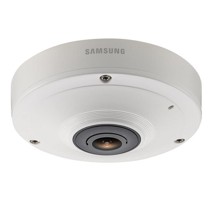 Samsung SNF-7010V Outdoor 1080P HD 360° Fisheye IP Security Camera
