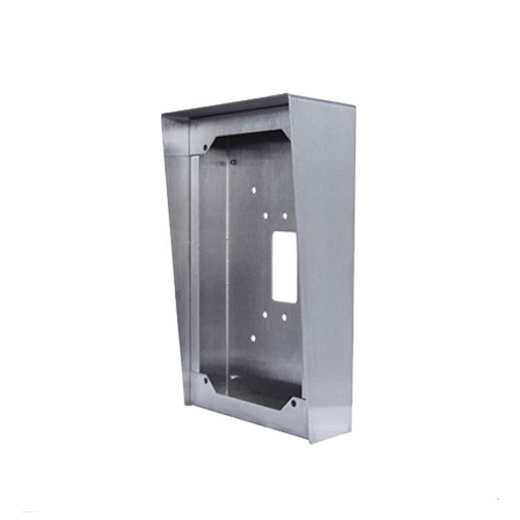 Aiphone SBX-ISDVF Stainless Steel Surface Mount Box - Door Stations