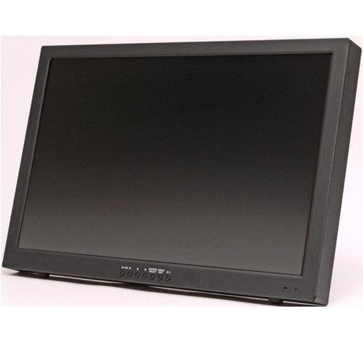 "Panasonic PLCD24HDA 24"" TFT LCD CCTV Monitor - 1920 x 1200 HDMI, VESA Compatible, Built-in speakers"