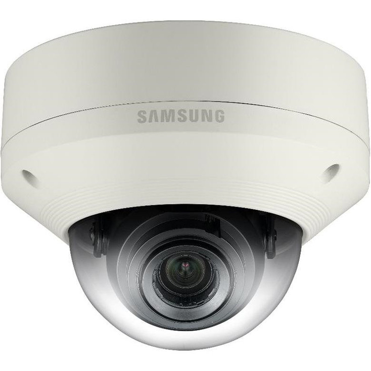Samsung SNV-6084 2MP Dome IP Security Camera - Built-In Motorized Varifocal Lens