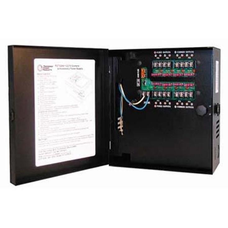 Samsung PWR-24AC-8-4UL 8-Camera 24VAC 4A Power Supply