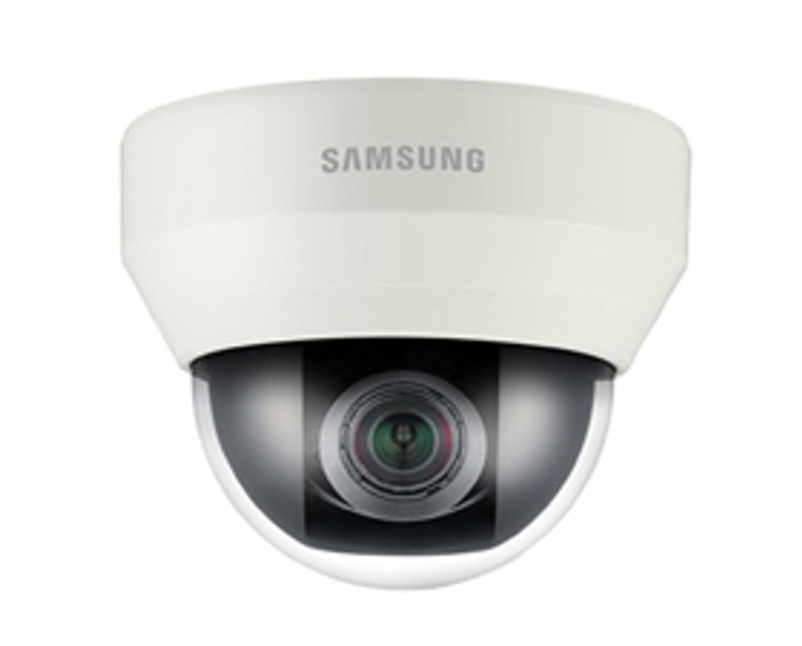 Samsung SND-7084 3MP Indoor Dome IP Security Camera - 3-8.5mm Motorized Lens