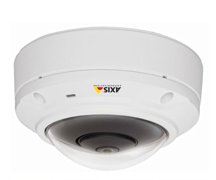 AXIS M3027-PVE 5MP Outdoor Mini-Dome IP Security Camera 0556-001