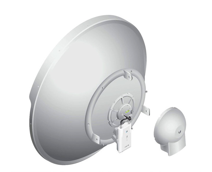 Ubiquiti RD-5G31-AC RocketDish airMax Carrier Class 2x2 Point-to-Point Bridge Dish Antenna