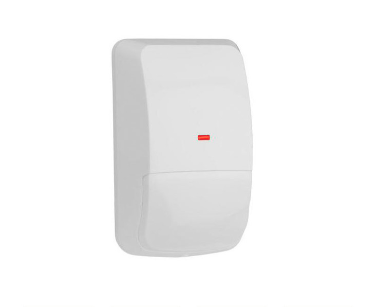 Bosch DS778 Long Range PIR Detector - Motion Analyzer II, Pointable mirrored optics, Q-map signal, 200 ft x 15 ft coverage