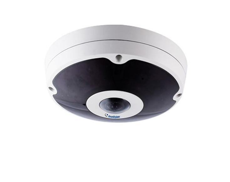 Geovision GV-FER12203 12MP 4K Ultra HD IR Outdoor Fisheye IP Security Camera 84-FER1203-001U
