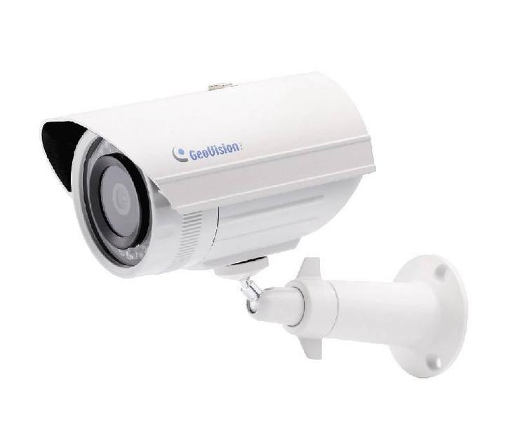 Geovision GV-EBL2100-1F 2MP IR Outdoor Bullet IP Security Camera - 6mm Fixed Lens