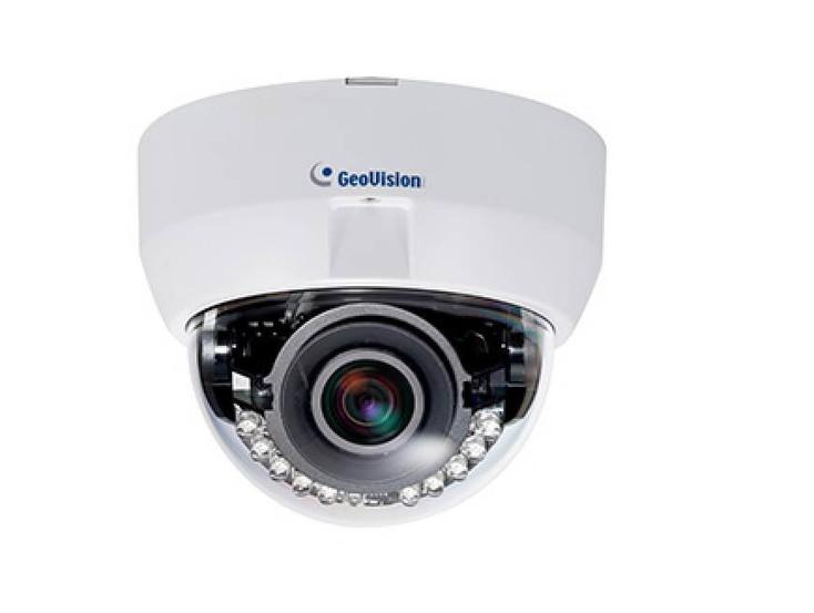 Geovision GV-EFD2101 2MP IR Indoor Dome IP Security Camera