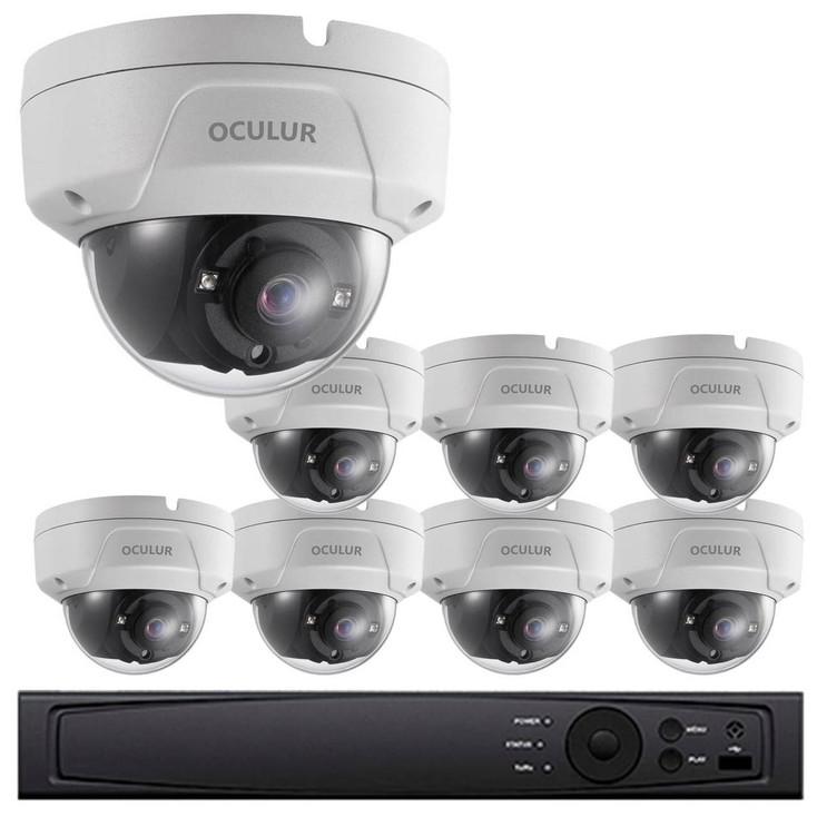 Restaurant Security Camera System