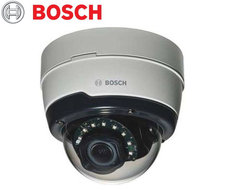 Bosch NIN-51022-V3 2MP Indoor Dome IP Security Camera - 3~10mm Varifocal Lens, Built-in Microphone