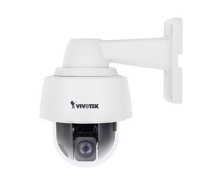 Vivotek SD9362-EHL 2MP H.265 Arctic PTZ IP Security Camera - 30x Optical Zoom, Extreme Weather