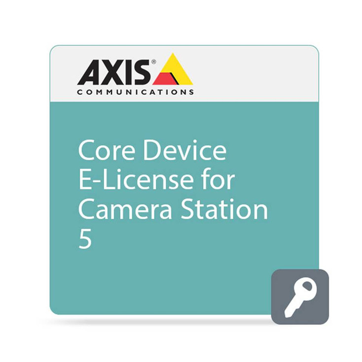 AXIS Camera Station 5 CORE Device License 0879-010