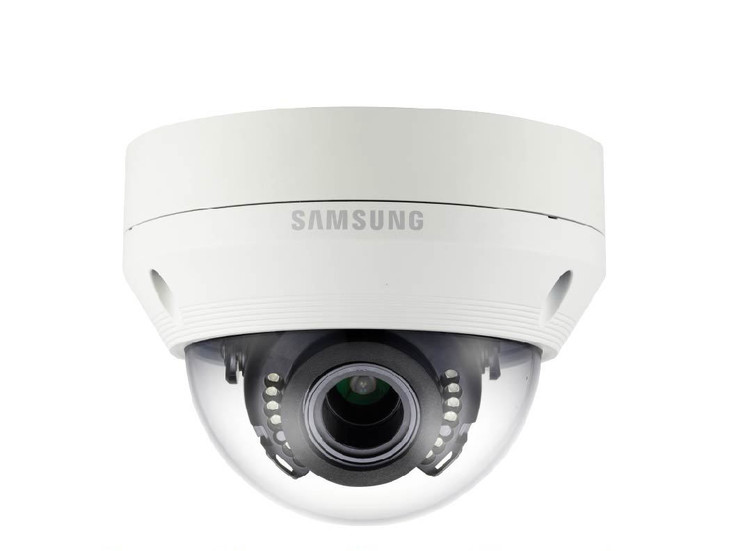 Samsung SCV-6083R 2.1MP Outdoor Dome HD CCTV Security Camera - 2.8~12mm Varifocal Lens