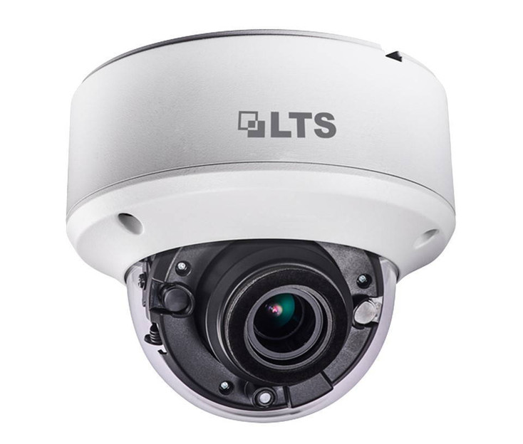 LTS CMHD3523DW-Z 2.1MP IR Outdoor Dome HD-TVI Security Camera