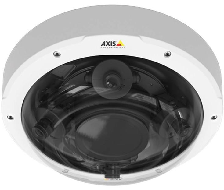 AXIS P3707-PE 8MP 360 Degree Multi-sensor Dome IP Security Camera 0815-001