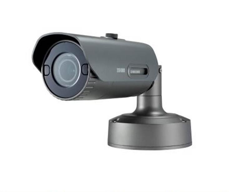 Samsung PNO-9080R 12MP 4K Outdoor Bullet IP Security Camera