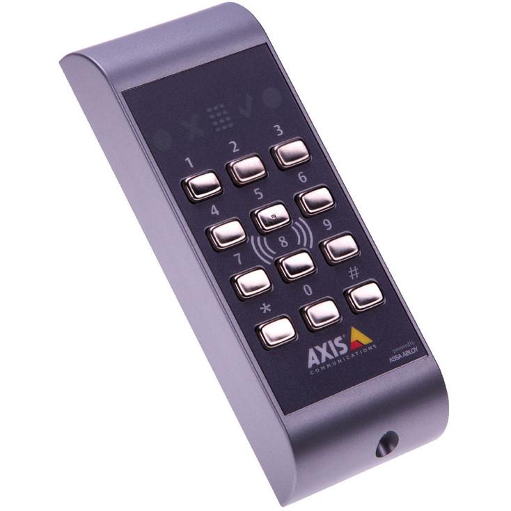 AXIS A4011-E Reader Keypad for A1001 Network Door Controller 0745-001