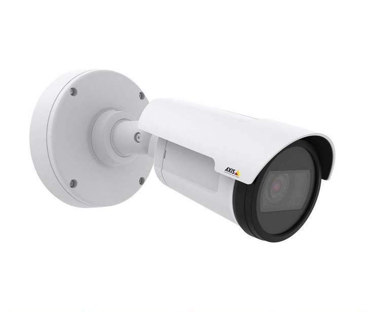AXIS P1435-LE 2MP IR Outdoor Bullet IP Security Camera 0890-001 - 10~22mm Varifocal Lens