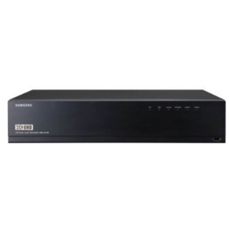 Samsung XRN-1610S-4TB 16 Channel 4K Network Video Recorder - 4TB HDD Included