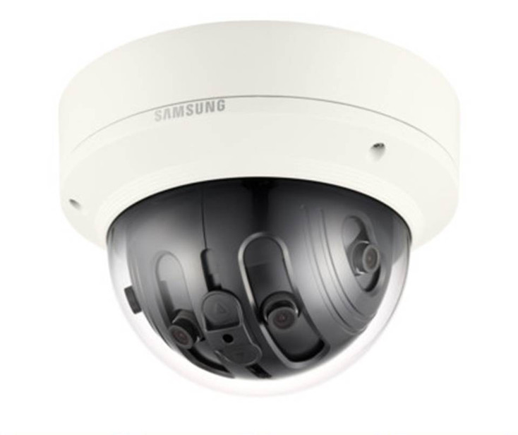 Samsung PNM-9020V 7.3MP Outdoor Multi-sensor Dome IP Security Camera