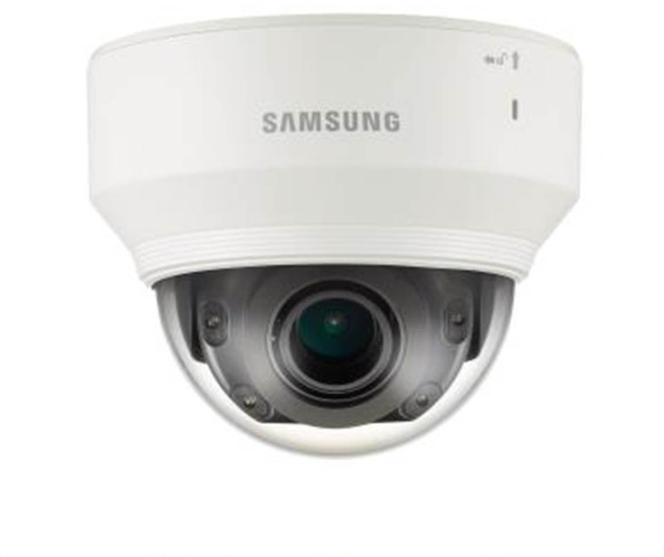 Samsung PND-9080R 12MP 4K H.265 Indoor Dome IP Security Camera