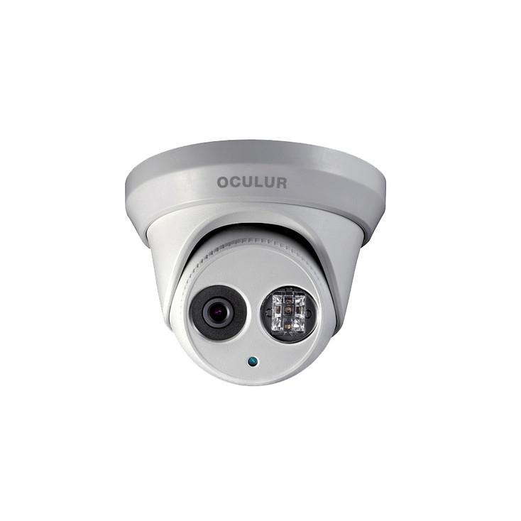 Oculur X4TF 4MP IR Outdoor Turret IP Security Camera