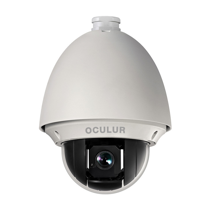 Oculur CPTZ-23 2MP Outdoor PTZ HD-TVI Security Camera with 3D intelligent positioning function