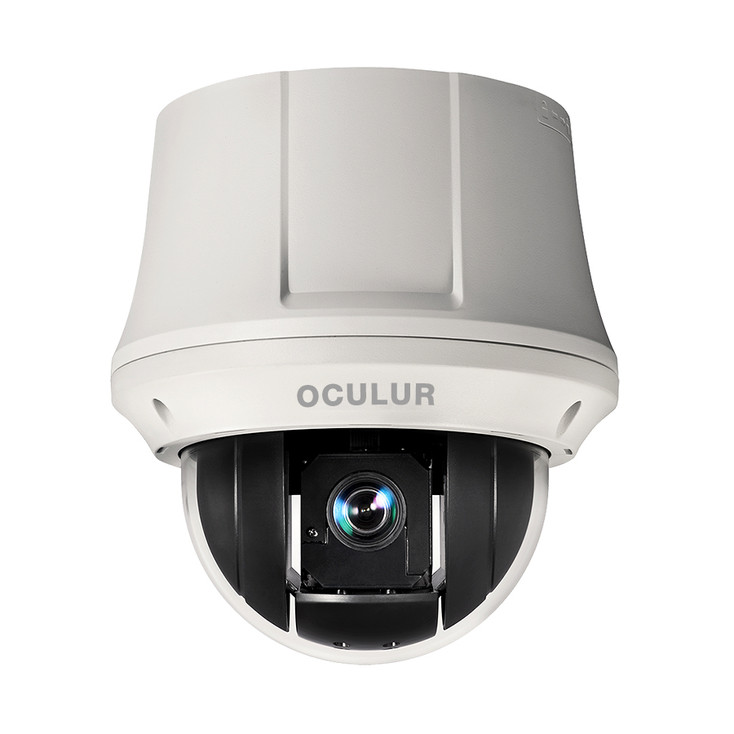 Oculur CPTZ-23I 2.1MP PTZ Indoor HD-TVI Security Camera - 3D intelligent positioning function