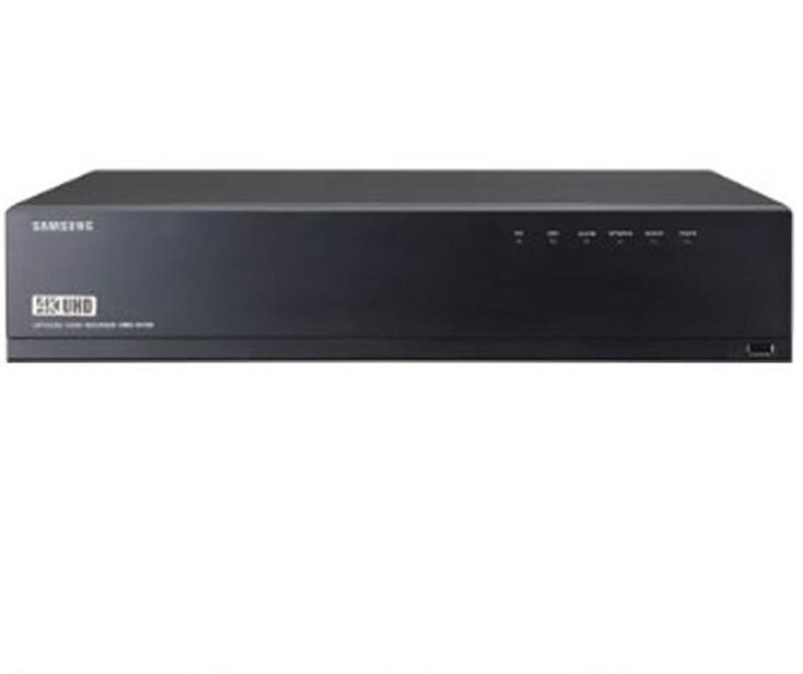 Samsung XRN-1610 16 Channel 4K Network Video Recorder - Raw