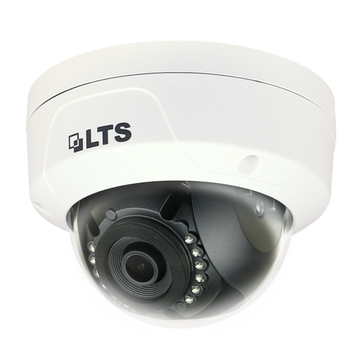 LTS CMIP7422N-28WIFI 2.1MP IR Wireless Outdoor Dome IP Security Camera