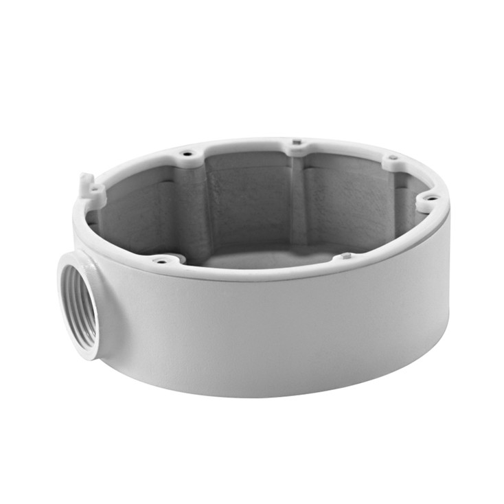 Hikvision CB110 Wire Intake Box - Conduit Box, White